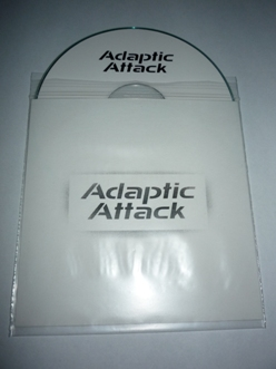 Адаптация Пчёл - Adaptic Attack (Promo) скачать mp3