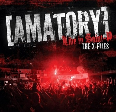 Amatory - The X-Files Live in Saint-P