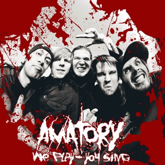 Amatory - We play - You sing (single) скачать mp3